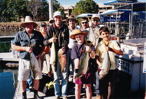 Sea Master Fishing Charters - WA Accommodation
