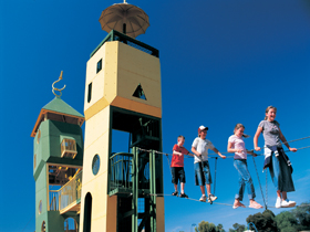 Monash Adventure Park - WA Accommodation