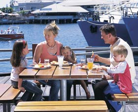 Fremantle Fishing Boat Harbour - WA Accommodation