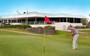cluBarham Golf Resort - WA Accommodation