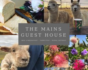 The Mains Guest House - WA Accommodation